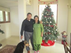 Michael & wife